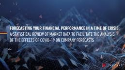 Forecasting your financial performance