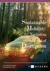 Sustainable Mobility - Mazars Global Automotive Study 2018