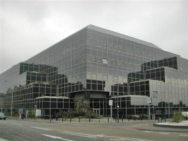 Mazars Edinburgh office building